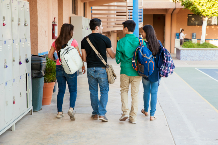 What Your High School Student Can't Wait To Do